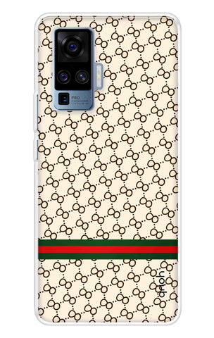 Luxurious Pattern Case Vivo X50 Pro Cases & Covers Online
