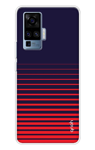 Ascending Stripes Case Vivo X50 Pro Cases & Covers Online