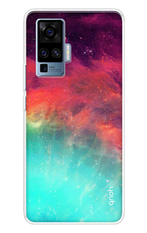 Colorful Aura Case Vivo X50 Pro Cases & Covers Online