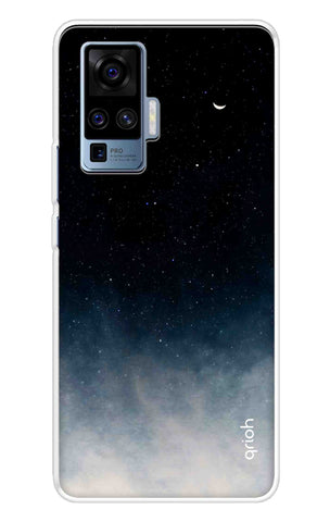 Black Aura Case Vivo X50 Pro Cases & Covers Online
