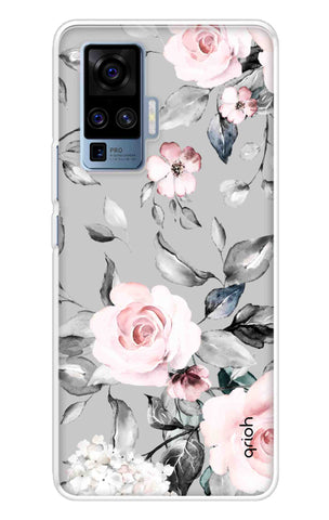 Gloomy Roses Case Vivo X50 Pro Cases & Covers Online