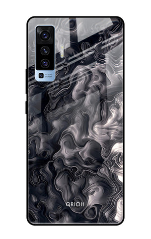 Cryptic Smoke Vivo X50 Glass Cases & Covers Online