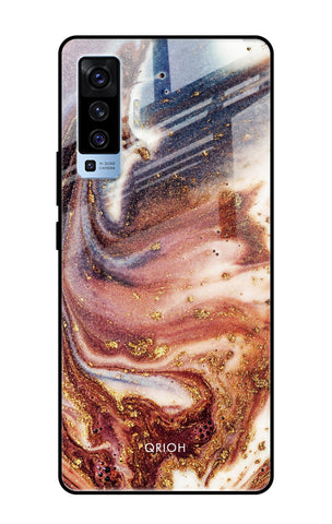 Exceptional Texture Vivo X50 Glass Cases & Covers Online