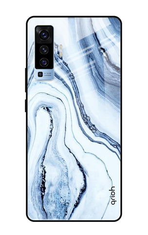 Frozen Ice Vivo X50 Glass Cases & Covers Online