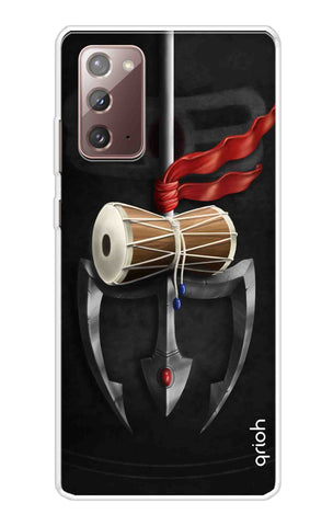Mahadev Trident Samsung Galaxy Note 20 Cases & Covers Online
