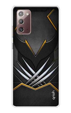 Black Warrior Case Samsung Galaxy Note 20 Cases & Covers Online