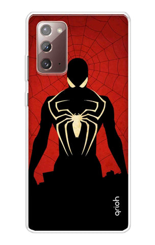 Mighty Superhero Case Samsung Galaxy Note 20 Cases & Covers Online
