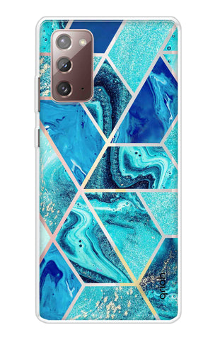 Aquatic Tiles Case Samsung Galaxy Note 20 Cases & Covers Online