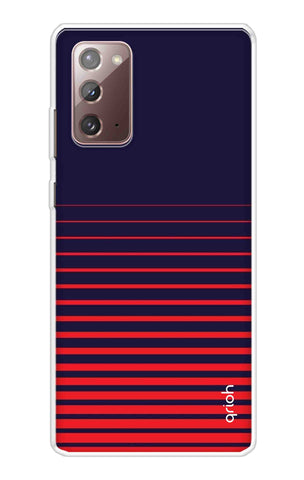 Ascending Stripes Case Samsung Galaxy Note 20 Cases & Covers Online