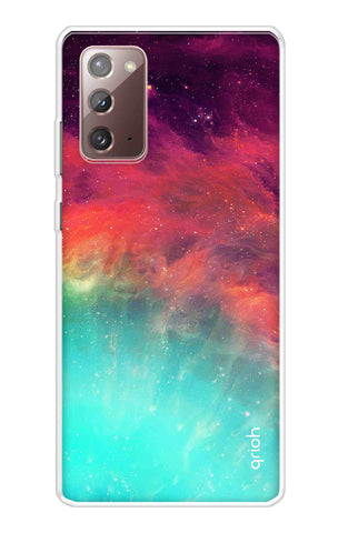 Colorful Aura Case Samsung Galaxy Note 20 Cases & Covers Online