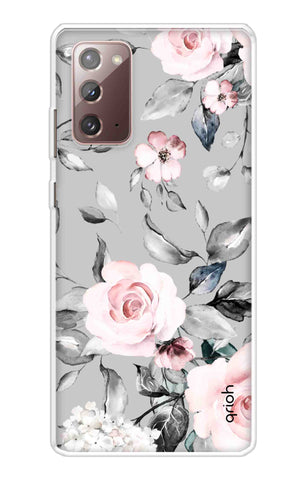 Gloomy Roses Case Samsung Galaxy Note 20 Cases & Covers Online