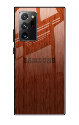 Dark Timber Samsung Galaxy Note 20 Ultra Glass Cases & Covers Online