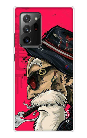 Hipster Oldman Samsung Galaxy Note 20 Ultra Cases & Covers Online