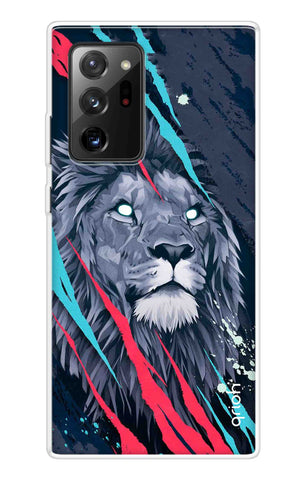 Beast Lion Samsung Galaxy Note 20 Ultra Cases & Covers Online
