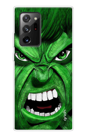 Angry Man Case Samsung Galaxy Note 20 Ultra Cases & Covers Online