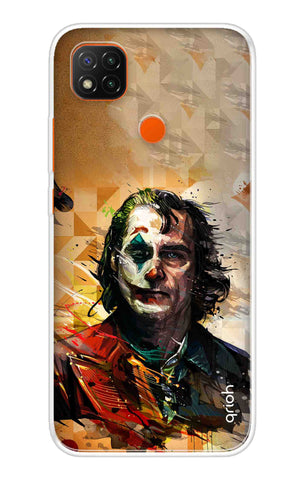 Psycho Villan Case Redmi 9 Cases & Covers Online