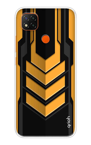 Futuristic Arrow Case Redmi 9 Cases & Covers Online