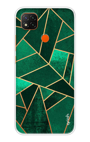 Emerald Tiles Case Redmi 9 Cases & Covers Online