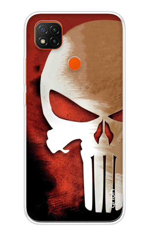 Red Skull Case Redmi 9 Cases & Covers Online