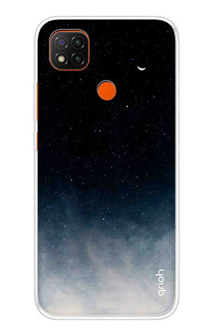 Black Aura Case Redmi 9 Cases & Covers Online