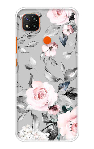 Gloomy Roses Case Redmi 9 Cases & Covers Online