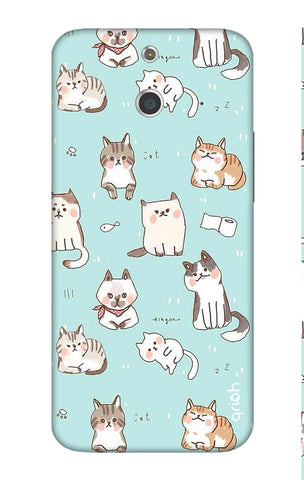 Cat Kingdom HTC E8 Cases & Covers Online