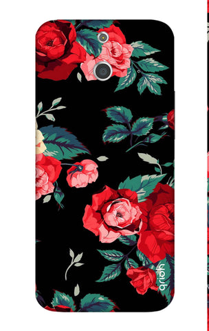 Wild Flowers HTC E8 Cases & Covers Online