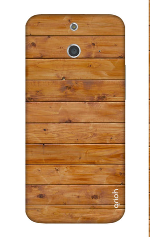Natural Wood HTC E8 Cases & Covers Online