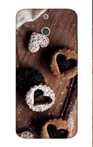 Heart Cookies HTC E8 Cases & Covers Online
