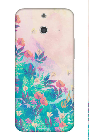 Flower Sky HTC E8 Cases & Covers Online