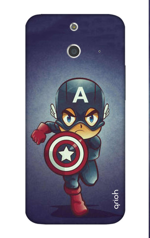 Toy Capt America HTC E8 Cases & Covers Online