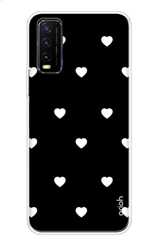 White Heart Vivo Y20 Cases & Covers Online