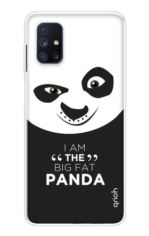 Big Fat Panda Samsung Galaxy M51 Cases & Covers Online