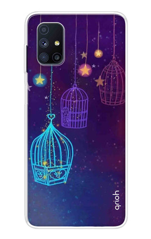 Cage In The Dark Samsung Galaxy M51 Cases & Covers Online