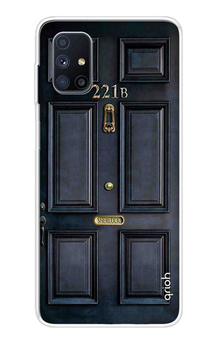 Baker Street Door Samsung Galaxy M51 Cases & Covers Online