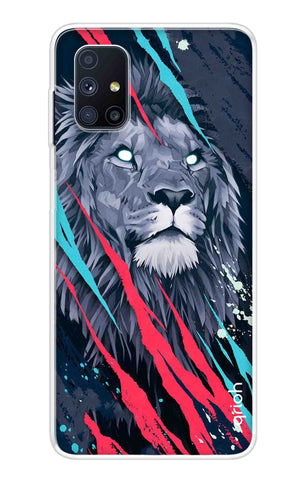 Beast Lion Samsung Galaxy M51 Cases & Covers Online