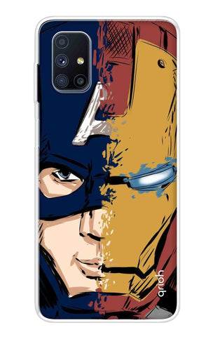 Legendary SuperHero Case Samsung Galaxy M51 Cases & Covers Online