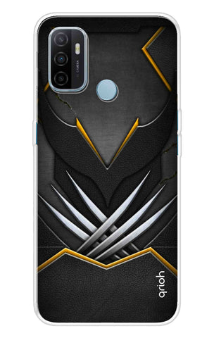 Black Warrior Case Oppo A53 Cases & Covers Online