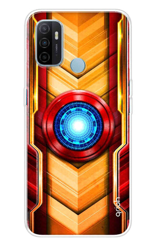 Arc Reactor Case Oppo A53 Cases & Covers Online