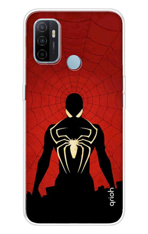Mighty Superhero Case Oppo A53 Cases & Covers Online