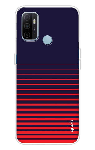 Ascending Stripes Case Oppo A53 Cases & Covers Online