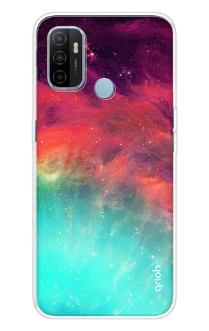 Colorful Aura Case Oppo A53 Cases & Covers Online