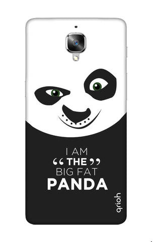Big Fat Panda OnePlus 3 Cases & Covers Online