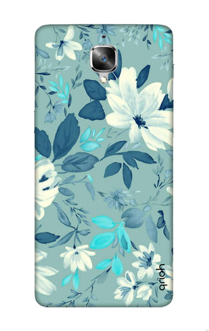 White Lillies OnePlus 3 Cases & Covers Online