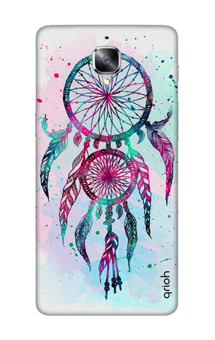 Dreamcatcher Feather OnePlus 3 Cases & Covers Online