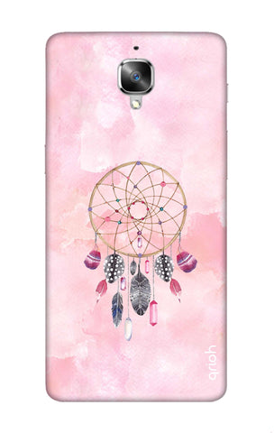 Pink Dreamcatcher OnePlus 3 Cases & Covers Online