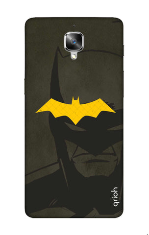 Batman Mystery OnePlus 3 Cases & Covers Online