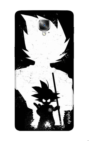 Goku Unleashed OnePlus 3 Cases & Covers Online