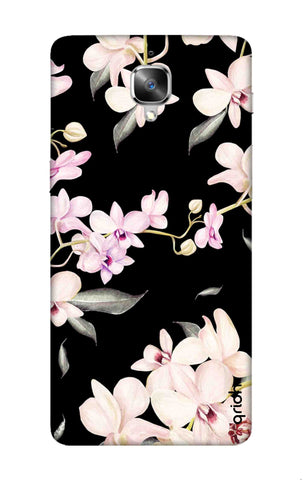 Seamless Flowers OnePlus 3 Cases & Covers Online