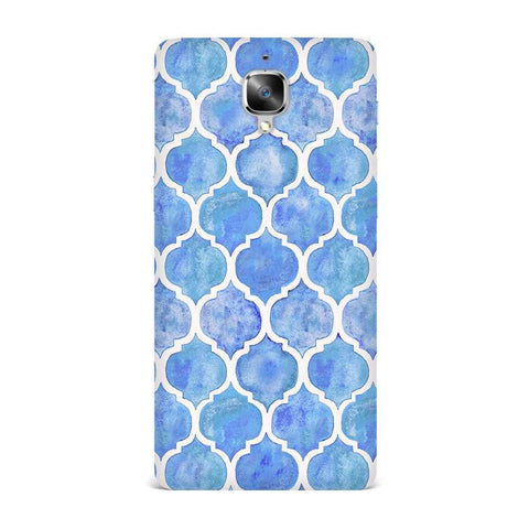 Aqua Vintage Case for OnePlus 3